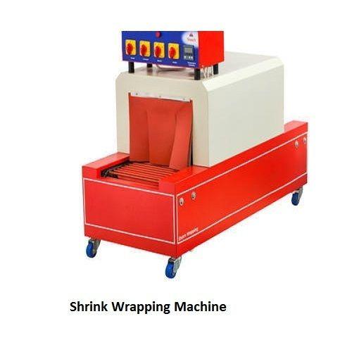Wrapping Machine - Semi Automatic Sleeve Wrapping Machine