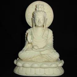 Buddha In Meditation In Resin Buddha_1