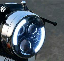 Casting Weight Bullet Head Light
