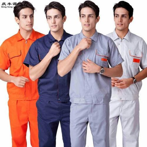 Factory Worker Uniform, Size: Medium