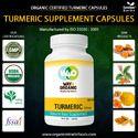 Natural Turmeric Capsules-500mg