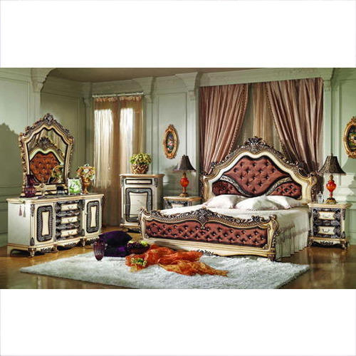 Impressive Fancy Bedroom Sets Decorating Ideas