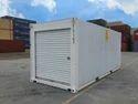 Modular Storage Container Cabin