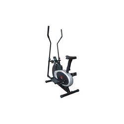 Double Burner Elliptical Cross Trainer
