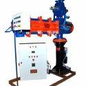 Single Arm Continuous Mixer For No-Bake & CO2