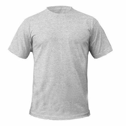 b5ad862fc51 Mens Cotton Round Neck Plain T Shirt