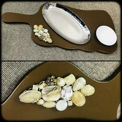Single Oval Platter
