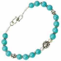 Designer Beaded Cute Brass Bracelet 102