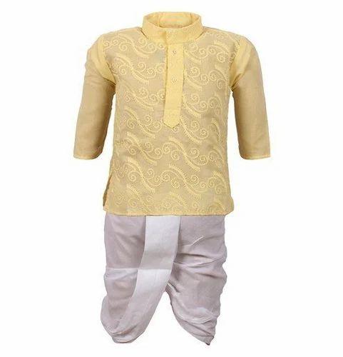 Kids Dress Male Kids Wear
