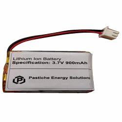 37V 900mAh Lithium Ion Battery