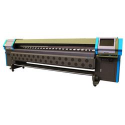 Edge Print Solvent Printer