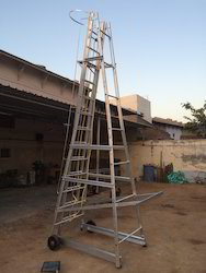 Roadstar Aluminum Ladder