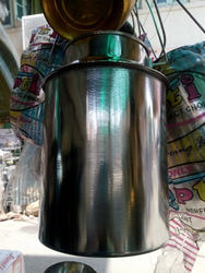 Stainless Steel Oil Container