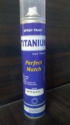 Aerosol Smooth Metal Spray Paint for General Purpose