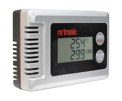 Portable Humidity Cum Temperature Data Logger