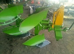 Automatic Reversible Plough Mechanical Type