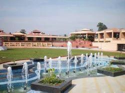 Rgb Landscape Fountain