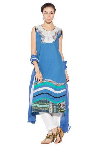 f379a984f201 Latest Design Long Pakistani Style Salwar Suit Long Kurta at Rs 910 ...