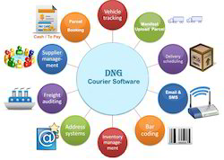 Online Courier Management and Tracking Software in Kasarwadi, Pune