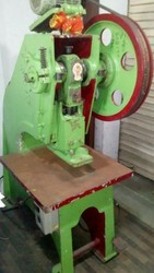 Semi Automatic Sole Cutting Power Press