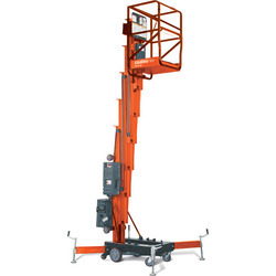 Vertical Mast Lifts For Rent