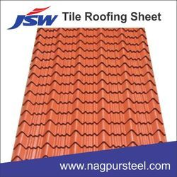 Tile Roofing Sheet