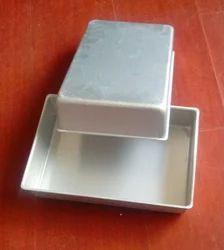 Aluminum Freezing Boxes & Trays