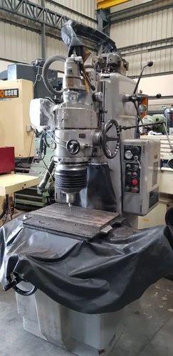 Semi Automatic Moore Jig Boring Machine Ramkumar Enterprises Id