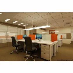 Office Gypsum False Ceiling Service