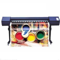 Automatic Textile Printer