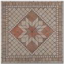 Brown Stone Mosaic