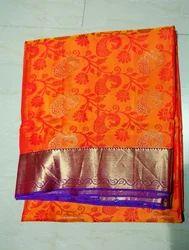 Silk Saree | Onnupuram, Arani | Padma Saree | ID: 1968846555