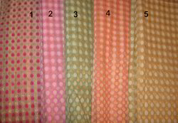 Cotton Brocade Fabrics