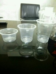 Plastic Glasses Version Material