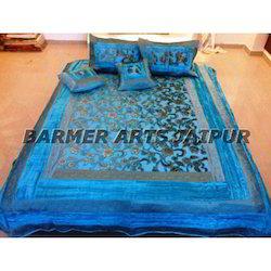 Velvet Brasso Bed Cover