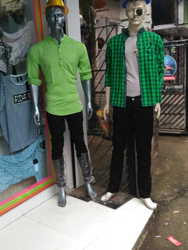 Many Option Casual Men Wear