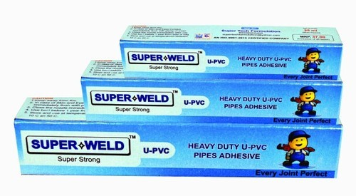 Industrial Grade Super Weld Heavy Duty UPVC Pipe Adhesive