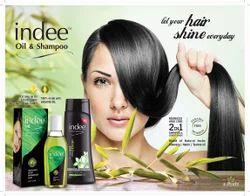 Indee Hair Herbal Shampoo With Neem & Aloevera