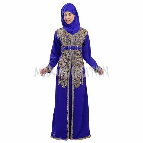 Dubai Kaftan - Dubai Khaleeji Thobe Caftan Maxi Dress Exporter from ... 7a1717150