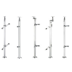 SS Solid Flat Balusters
