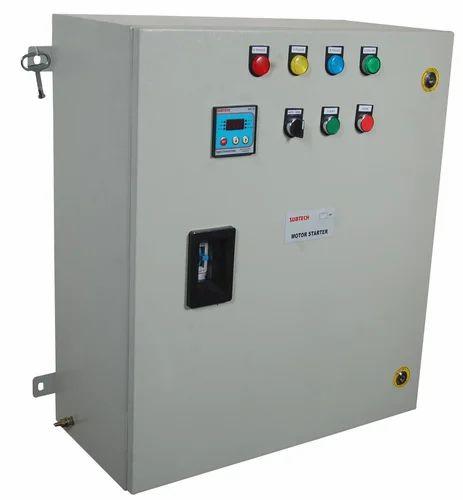 30 HP Star Delta Motor Starter Control Panel