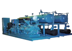 Ammonia Chillers for Cold Storage