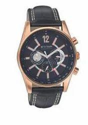 Octane Chronograph Black Dial Mens Watch - 9322WL02