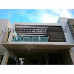 Lightweight Elevation Handrail