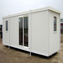 Portable Modular Office Cabins