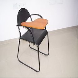 Iron School Chair