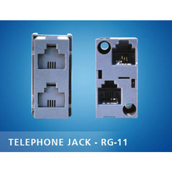 Telephone Cable Jack