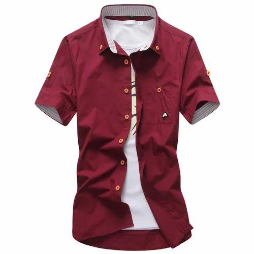 2fed61899d8 Half Sleeve Designer Shirts