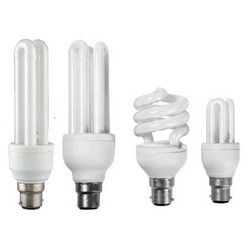 Spiral White CFL Light E27/B22