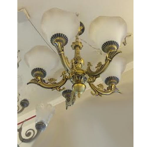 Antique Chandelier Light at Rs 8500 /piece   Hanging Chandelier   ID ...
